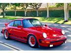 1974 Porsche 911 2.7 L Red