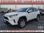 2020 Toyota RAV4 White, new