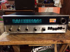 Very Nice Scott 357 Stereo Receiver-Vgc-25 W/C-Fully
