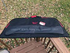 Hoyt Redwrx Soft Sided Bow Case Red And Black - Archery Hoyt