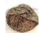 Original MR. BEAN BAG Seat Cover Faux Fur Animal Leopard