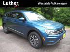 2020 Volkswagen Tiguan Blue