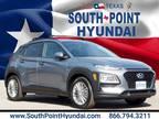 2020 Hyundai Kona Silver