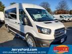 2020 Ford Transit-350 White, 10 miles