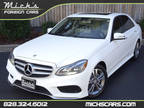 2016 WHITE ON TAN AWD BEST COLORS SUPER CLEAN MUST SEE Mercedes-Benz E-Class