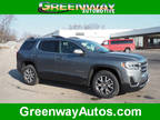 2020 GMC Acadia Gray, new