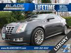 2013 Cadillac CTS 3.6L Premium AWD 3.6L Premium 2dr Coupe