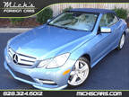 2012 QUARTZ BLUE ON GRAY SPORT PREMIUM NAV BLUETOOTH LOW MILES Mercedes-Benz