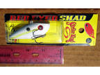 """NEW Strike King nice Y SHAD 3"""" Red Eyed Shad Lipless Bass"""