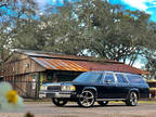 1989 Blue Mercury Grand Marquis