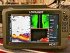 Lowrance HDS 9 GEN 3 GPS / Fishfinder with Structure Scan