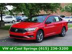 2019 Volkswagen Jetta Red, 412 miles
