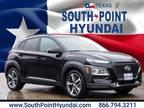 2020 Hyundai Kona Black