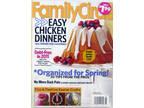 Family Circle Magazine APRIL 17, 2011