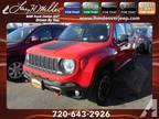 2016 Jeep Renegade Trailhawk 4x4 Trailhawk 4dr SUV
