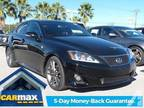 2012 Lexus IS 250 Base 4dr Sedan 6A