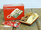 Vintage PHONE General Electric 2-9270 Corded Phone Classic