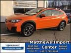 2018 Subaru Crosstrek Orange, 42K miles