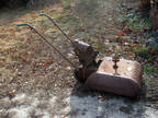 Vintage Roto Cutter Lawnmower lawn mower Antique Briggs and