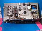 Hallicrafter Radio Parts Model Sx-110 Chassis Base for Parts