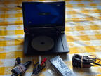 "Sony DVP-FX950 Portable DVD Player (9"" )Black, With Swivel"