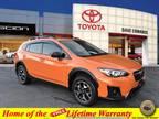 2019 Subaru Crosstrek Orange, 39K miles