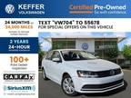2017 Volkswagen Jetta Silver|White, 8K miles