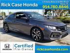 2017 Honda Civic, 1715 miles