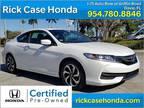 2016 Honda Accord White, 24K miles