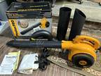 POULAN Pro Leaf Blower And Vac BVM200FE