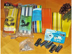 Vintage RE-WEB Kits Assorted With Webbing Clips