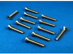 """NEW! Waterway [phone removed] - Skimmer Face Screws - 1-1/4"""" - Lot"""