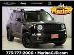 2017 Jeep Renegade Black, 34K miles