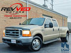 2000 Harvest Gold Metallic Ford Super Duty F-350 DRW