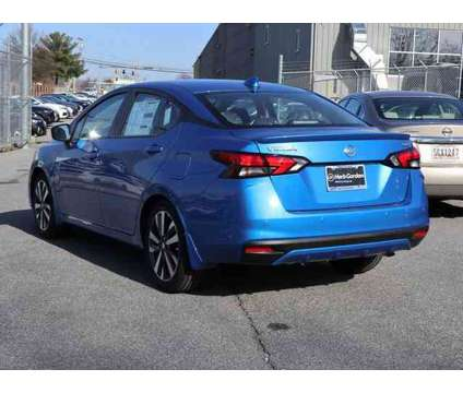 2020 Nissan Versa 1.6 SR is a Blue 2020 Nissan Versa 1.6 S Sedan in Silver Spring MD