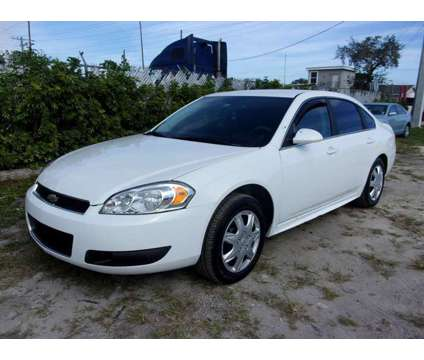 2013 Chevrolet Impala Sedan Police Cruiser is a 2013 Chevrolet Impala Sedan in Miami FL