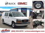 2018 GMC Savana 2500 Work Van