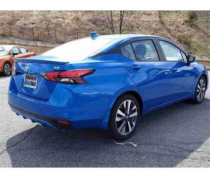 2020 Nissan Versa 1.6 SR is a Blue 2020 Nissan Versa 1.6 S Sedan in Silver Spring MD
