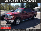 2014 Ford F-150 Lariat Super Crew 5.5-ft. Bed 4WD CREW CAB PICKUP 4-DR