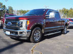 2017 Ford F-250 Red, 65K miles