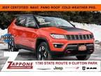 2017 Jeep Compass Orange, 42K miles