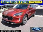 2020 Ford Escape, new