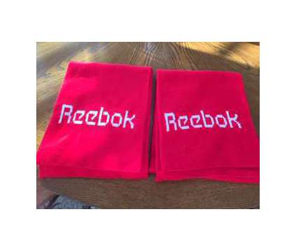 2 Reebok Scarves is a Accessories for Sale in Wescosville PA