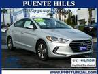 2017 Hyundai Elantra Silver, 14K miles