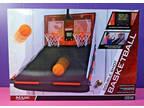Majik Double Shot Basketball Over Door Indoor Midway Skill