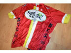 VO MAX Race Cycling Jersey Large L Saucony Creek Brewing Co