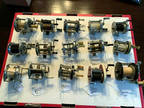 Lot Of 15 Vintage Casting Fishing Reels Shakespeare Great