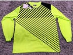 Vizari Arroyo Goalkeeper Jersey Size Adult XL Neon