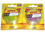 """Northland Tackle 1.375"""" Impulse Scud Bugs (Lot of 2-Glo"""