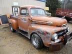 1950 Ford F-100 1950 F1 ford truck